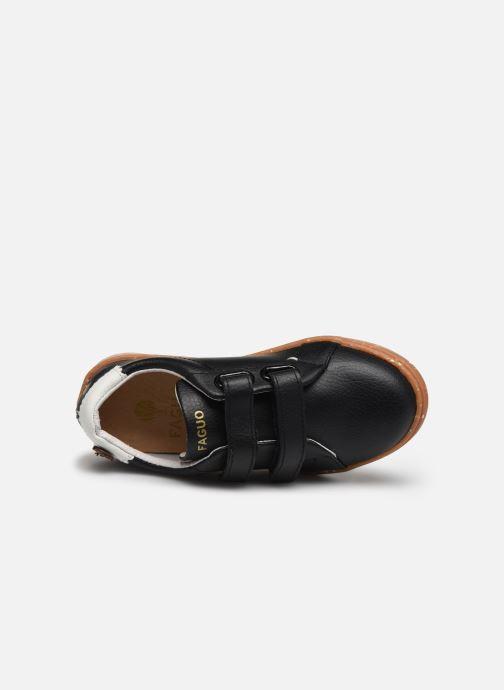Sneakers Faguo Aspenlowv N VP Zwart links