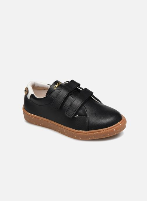 Sneakers Faguo Aspenlowv N VP Zwart detail