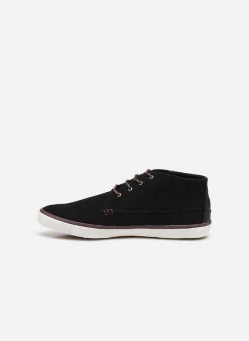 Sneakers Faguo BASKETS WATTLE SYN NOT WOVEN VP Nero immagine frontale
