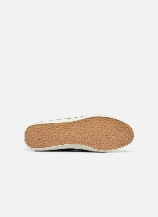 Sneakers Faguo BASKETS WATTLE SYN NOT WOVEN VP Nero immagine dall'alto