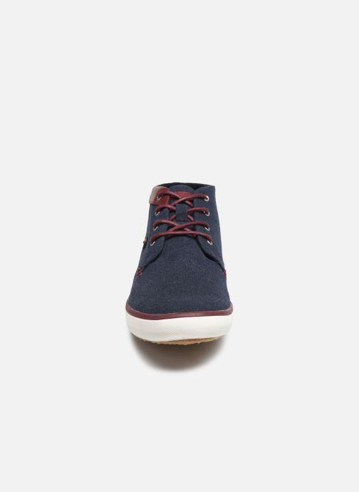 Baskets Faguo BASKETS WATTLE SYN NOT WOVEN VP Bleu vue portées chaussures