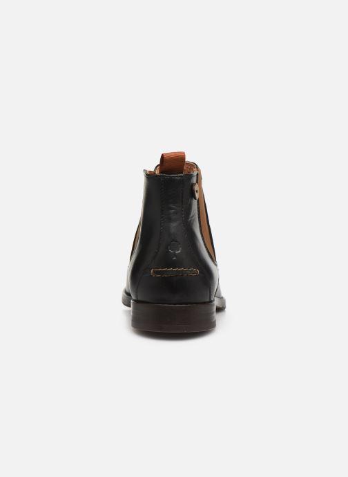 Bottines et boots Faguo Cork Leather  VP Noir vue droite