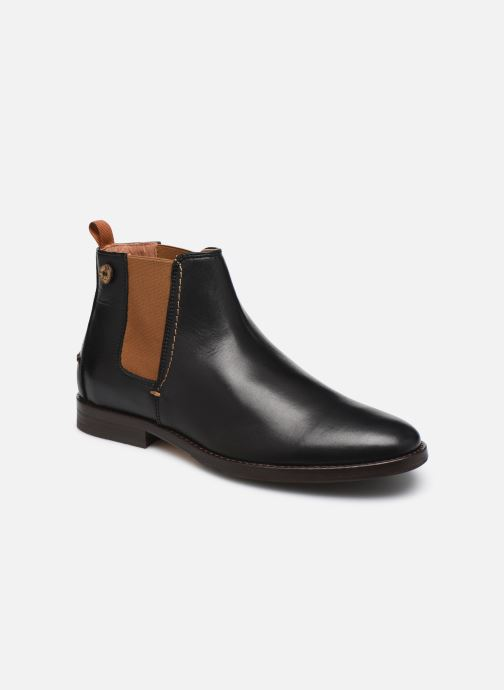 Bottines et boots Faguo Cork Leather  VP Noir vue détail/paire