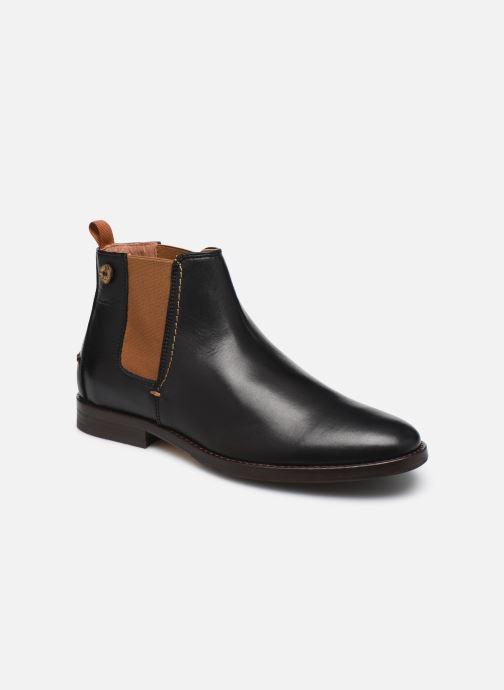 Bottines et boots Faguo Cork Leather  VP Noir vue détail/paire