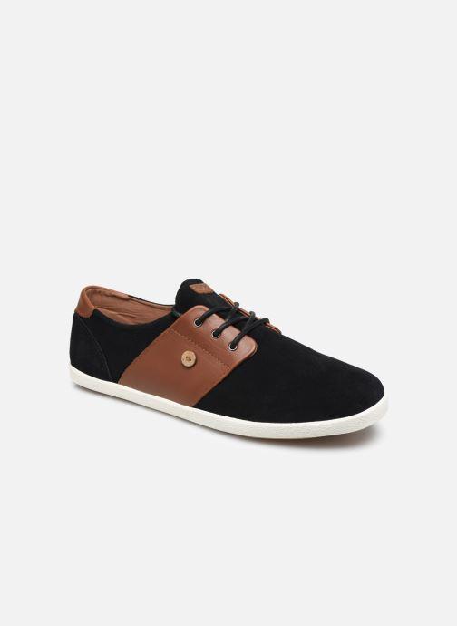Sneakers Faguo Cypress Suede VP Nero vedi dettaglio/paio