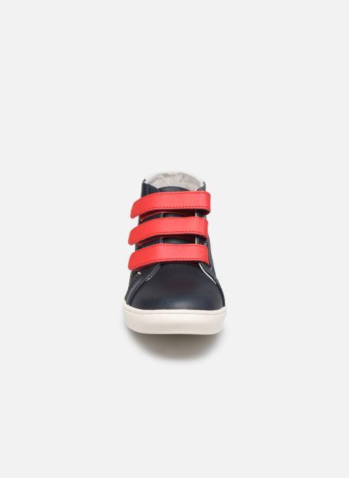 Baskets Faguo Aspenv L VP Bleu vue portées chaussures