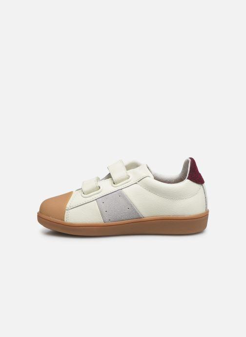 Sneakers Faguo Hostav L VP Wit voorkant