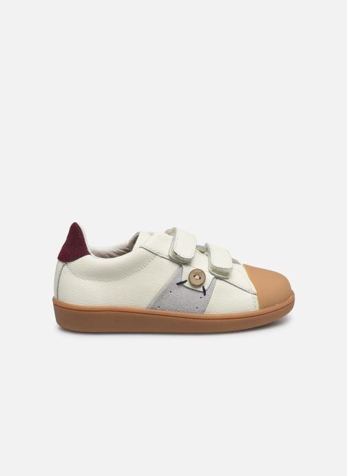Sneakers Faguo Hostav L VP Wit achterkant