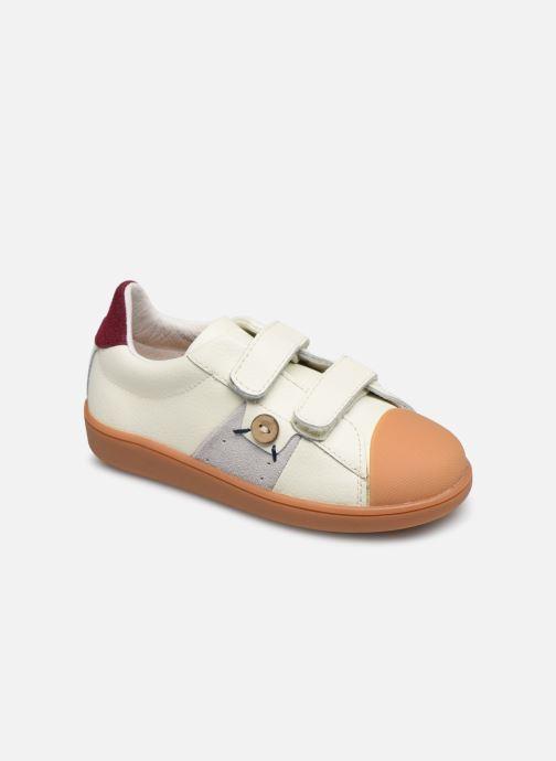 Sneakers Faguo Hostav L VP Wit detail