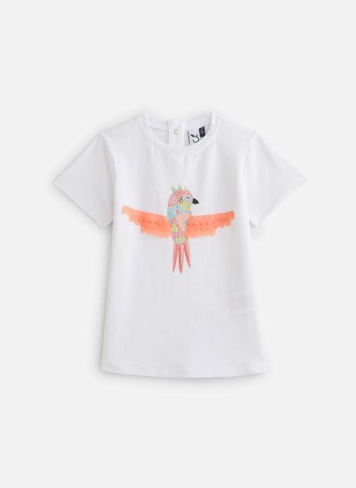 Vêtements Accessoires Tee-shirt blanc 3Q10182
