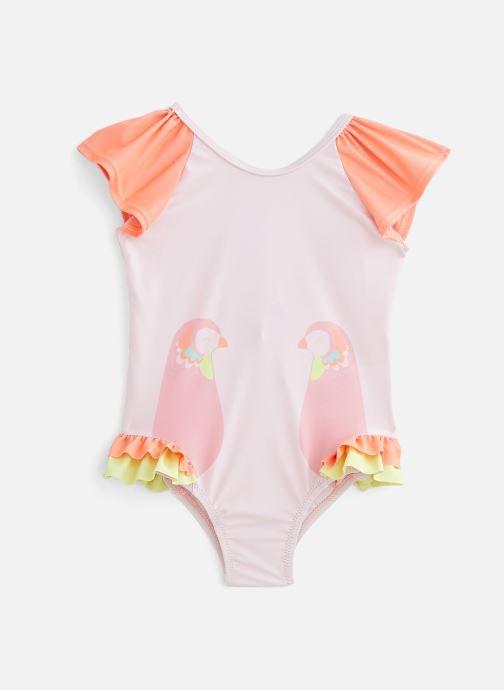 Vêtements 3 Pommes Maillot de bain à volants 3Q38012 Rose vue détail/paire