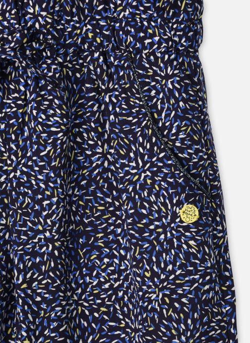 Vêtements 3 Pommes Combi longue 3Q32014 Bleu vue face