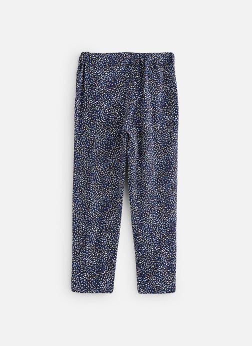 Vêtements 3 Pommes Pantalon coupe skinny 3Q22074 Bleu vue bas / vue portée sac