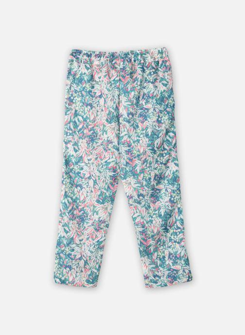 Vêtements 3 Pommes Pantalon coupe skinny 3Q22074 Multicolore vue portées chaussures