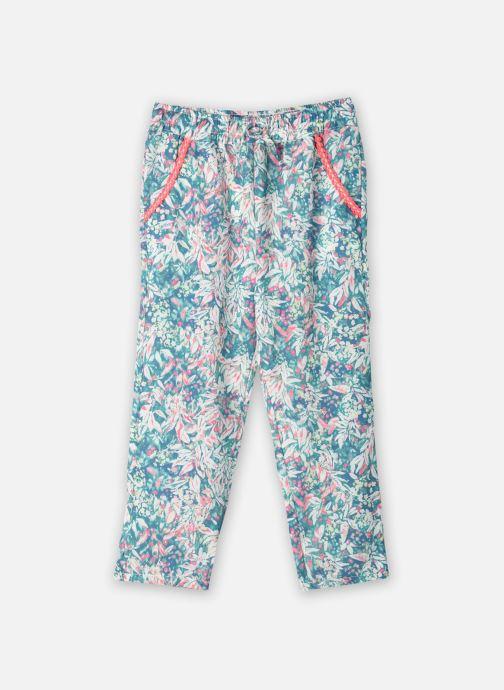 Vêtements 3 Pommes Pantalon coupe skinny 3Q22074 Multicolore vue détail/paire