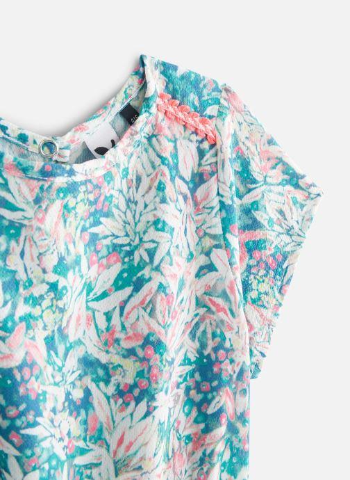 Vêtements 3 Pommes Combi courte 3Q33024 Multicolore vue portées chaussures