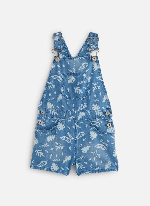 Vêtements 3 Pommes Salopette denim 3Q21054 Bleu vue détail/paire