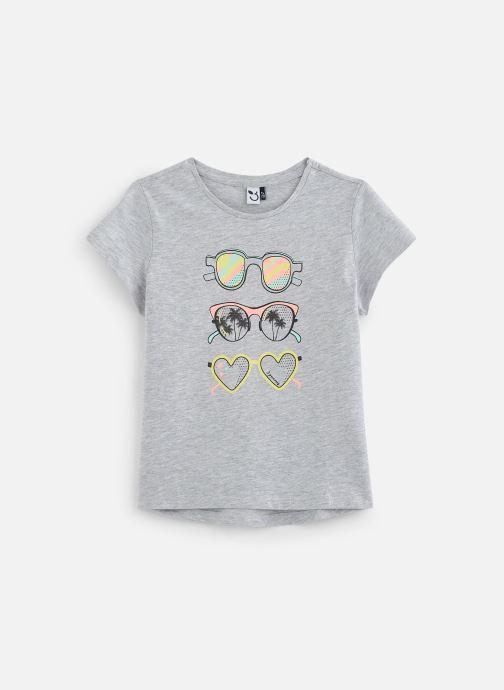 Vêtements 3 Pommes T-Shirt 3Q10994 Gris vue détail/paire