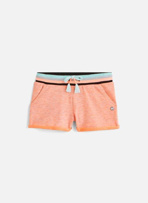 Vêtements 3 Pommes Short orange fluo 3Q26084 Orange vue détail/paire