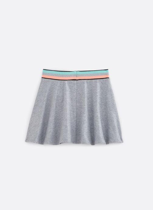 Vêtements 3 Pommes Jupe patineuse gris chiné 3Q27004 Gris vue bas / vue portée sac