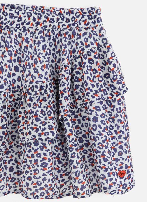 Vêtements 3 Pommes Jupe 3Q27054 Multicolore vue portées chaussures