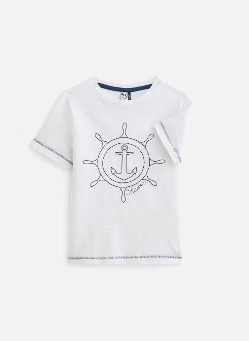 Vêtements Accessoires Tee-shirt blanc 3Q10075