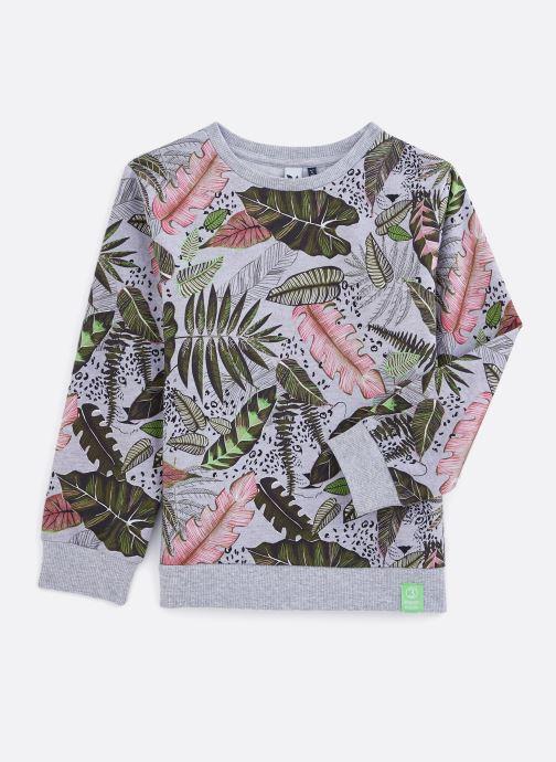 Tøj Accessories Sweat gris chiné à motifs 3Q15055