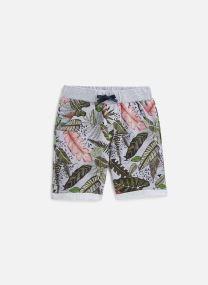Vêtements Accessoires Bermuda chiné à motifs 3Q25015
