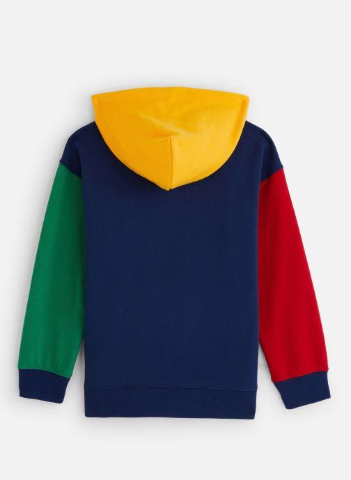 Vêtements Element Sweat S2FLA3ELP0 Bleu vue bas / vue portée sac