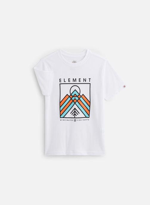 Element T shirt T shirt S2SSD1ELP0 (Blanc) Vêtements