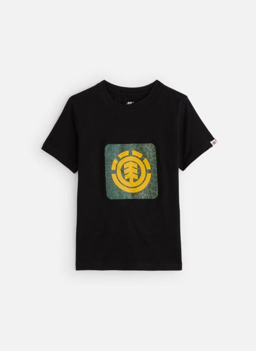 Vêtements Element T-shirt S2SSA6ELP0 Noir vue détail/paire
