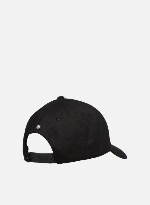 Kappe Element Casquette Junior Q2CTA1ELF9 schwarz schuhe getragen
