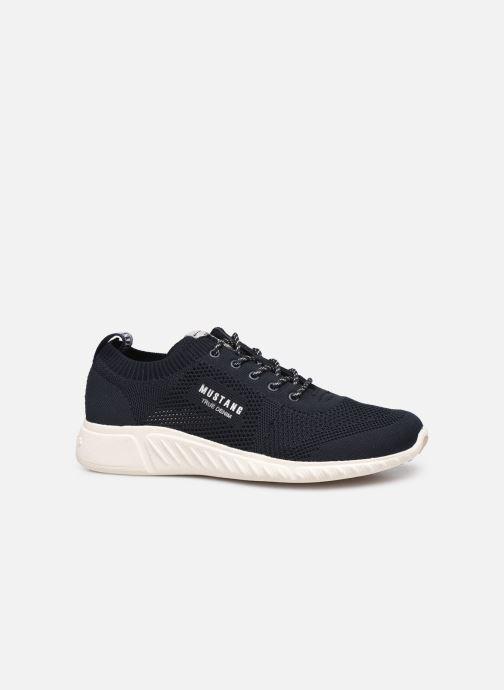 Sneaker Mustang shoes 5054303 blau ansicht von hinten