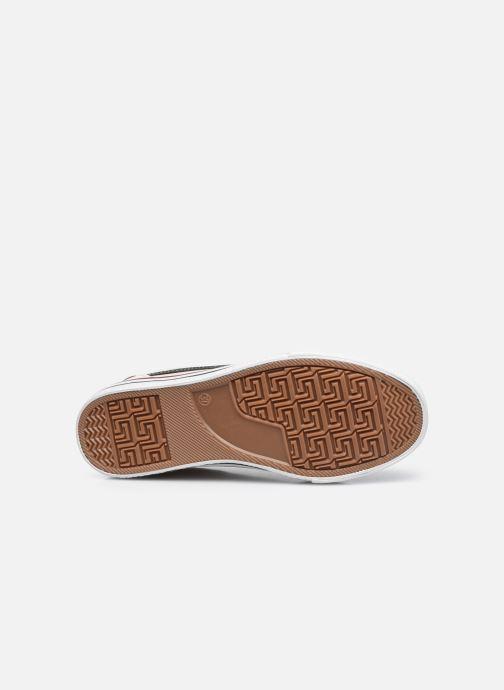 Baskets Mustang shoes 5056301 Blanc vue haut