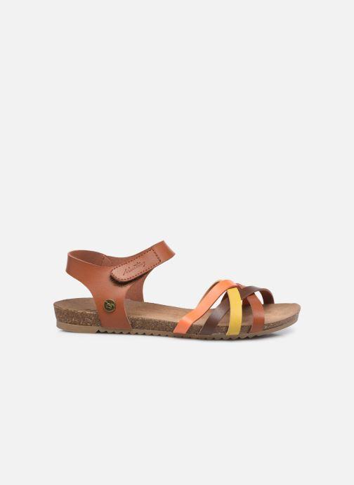 Sandales et nu-pieds Mustang shoes 5057801 Marron vue derrière