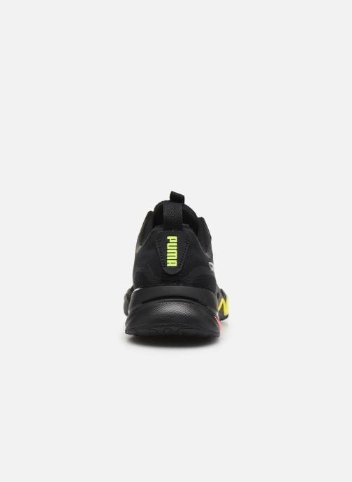 Zapatillas de deporte Puma Zone XT Negro vista lateral derecha