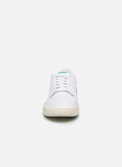 Sneakers Puma Ralph Sampson Lo Perf Soft Bianco modello indossato