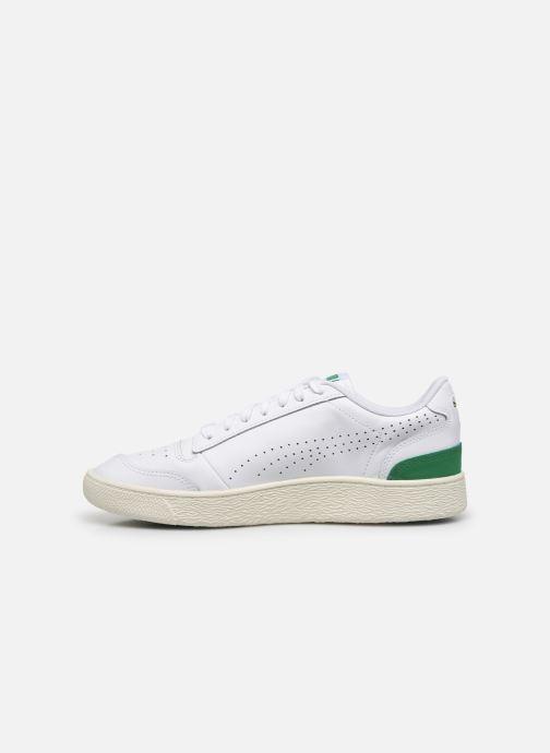 Sneakers Puma Ralph Sampson Lo Perf Soft Bianco immagine frontale