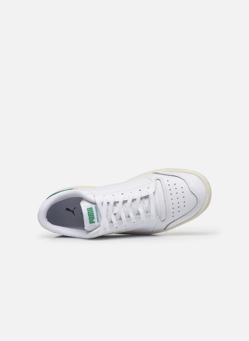 Sneakers Puma Ralph Sampson Lo Perf Soft Bianco immagine sinistra