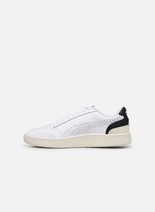 Baskets Puma Ralph Sampson Lo Perf Soft Blanc vue face