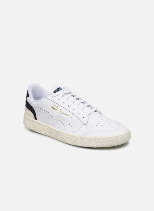 Baskets Puma Ralph Sampson Lo Perf Soft Blanc vue détail/paire