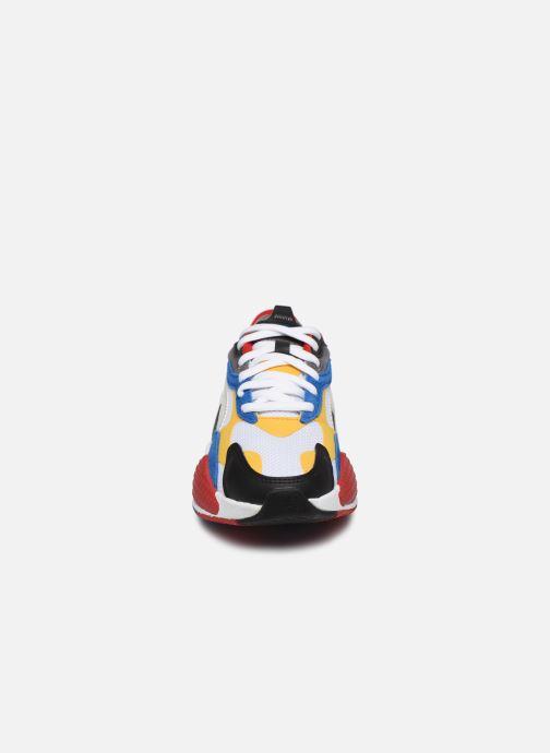 Baskets Puma RS-X3 CUBE W Multicolore vue portées chaussures