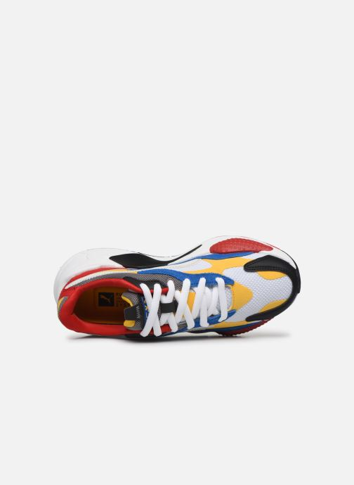 Trainers Puma RS-X3 CUBE W Multicolor view from the left