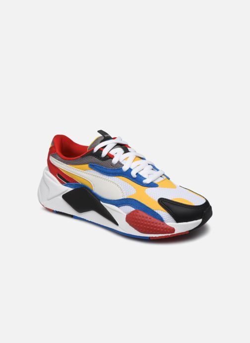 Trainers Puma RS-X3 CUBE W Multicolor detailed view/ Pair view