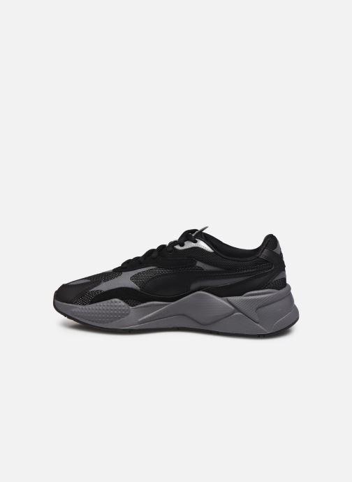 Sneakers Puma RS-X3 CUBE H Zwart voorkant