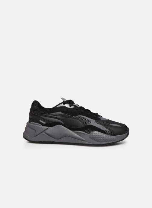 Sneakers Puma RS-X3 CUBE H Zwart achterkant