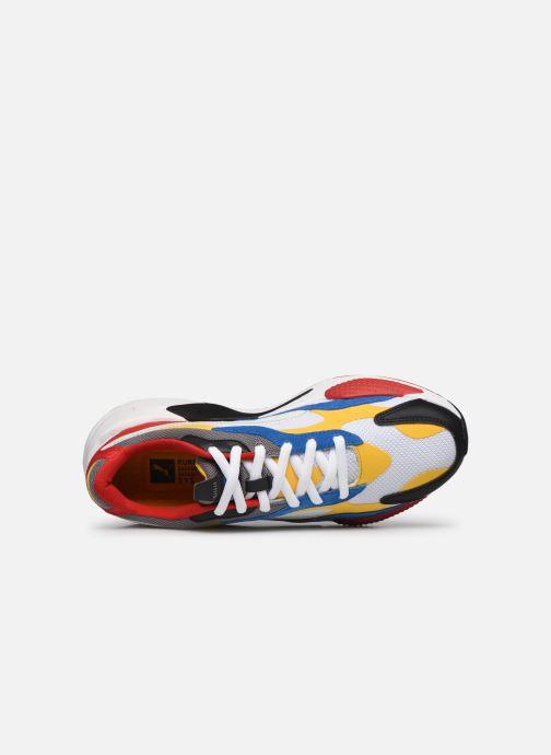 Baskets Puma RS-X3 CUBE H Multicolore vue gauche