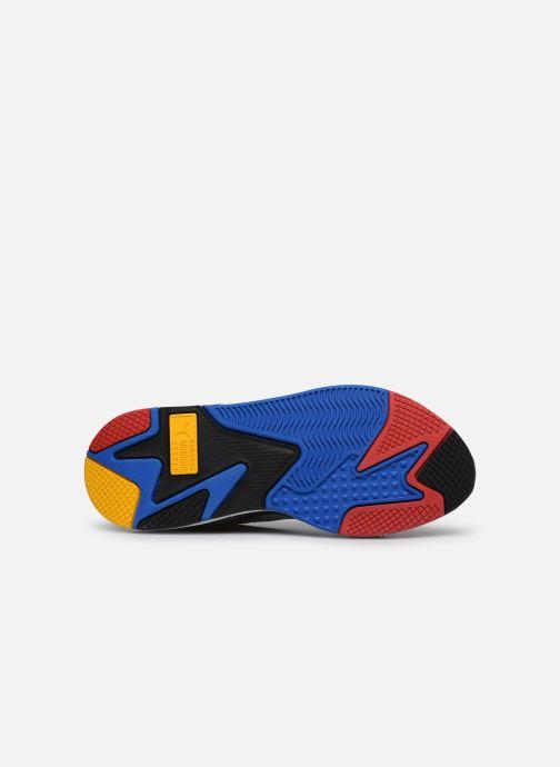 Baskets Puma RS-X3 CUBE H Multicolore vue haut