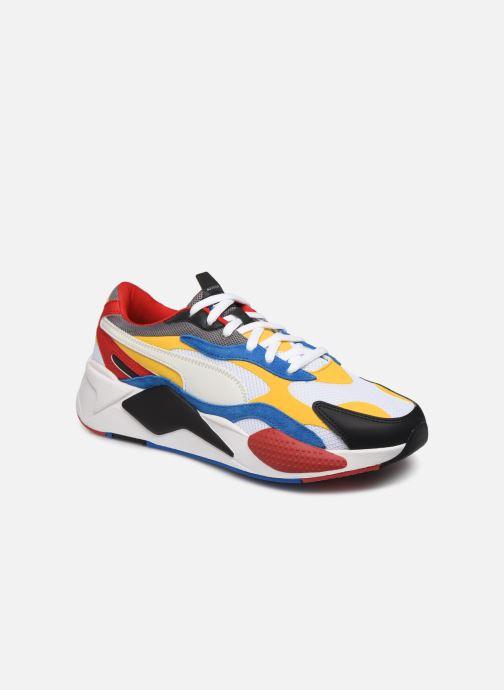 Baskets Puma RS-X3 CUBE H Multicolore vue détail/paire