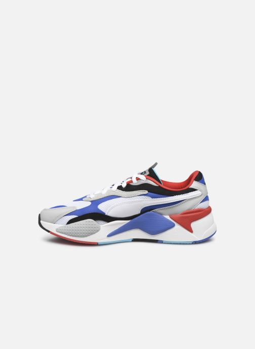 Baskets Puma RS-X3 CUBE H Multicolore vue face